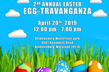 2nd Annual Easter Egg-travaganza