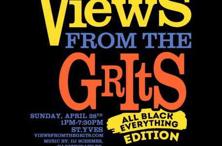 Views from the Grits: All Black Edition