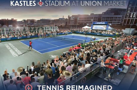 New Rooftop Tennis Stadium Coming to Union Market