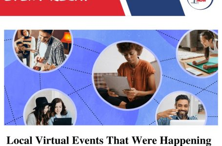 Local Virtual Events That Were Happening in Washington, DC, Maryland, and Virginia.
