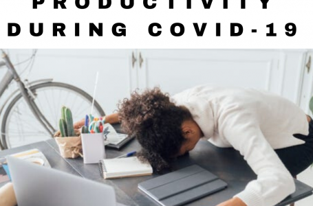 Obsession with Productivity During COVID-19