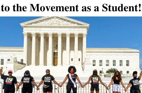 Law & Justice: Contributing to the Movement as a Student!