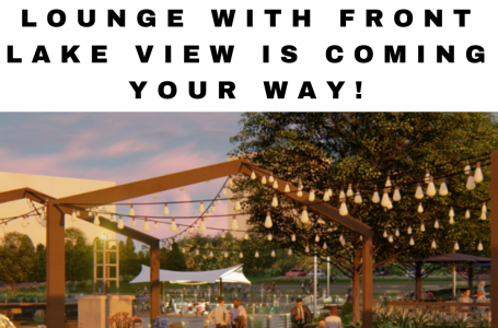 DMV! A Cozy Pit fire lounge with a Lakefront View is coming your way!
