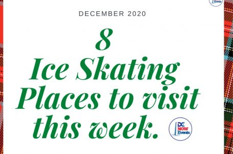 8 Ice Skating Places to Visit this Week in the DMV!