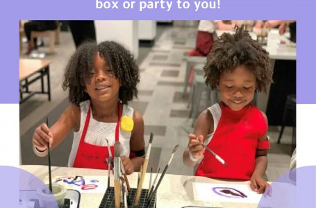 Meet Beaux Lou Events! DMV Black-Owned-kids event company, that helps busy parents plan fun activities for their kids.