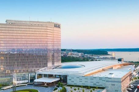 Hey, Washingtonian! A new experience has arrived at the MGM National Harbor, which includes 41 outdoor Slot Machine Games