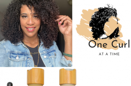 From a simple event idea: Meet the DMV Afro-Latina, who's here to save your curls,            ONE CURL AT A TIME! with her products.