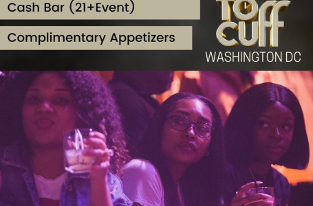 Time To Cuff Tour: A singles mixer for millennials is coming to the DMV on August.14th